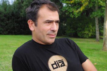 Didier Tousis -portrait