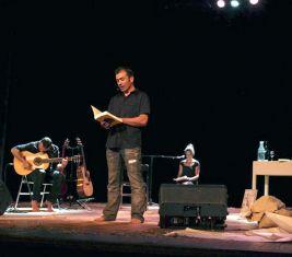 Didier Tousis - Voyage en poésie