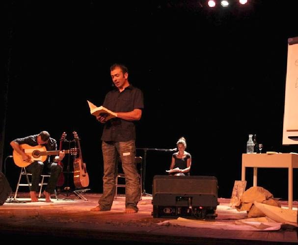Didier Tousis - voyage en poésie - avec Lionel Gomez et Lucie Albert