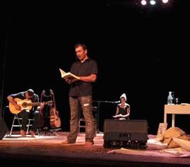 Didier Tousis – Chansons française et occitane, poésie, littérature